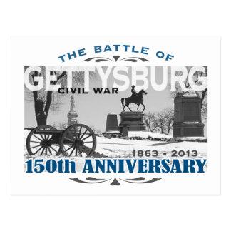 Gettysburg Battle 150 Anniversary Post Card