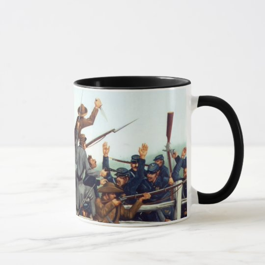 Gettysburg, Battle at the Brickyard Mug 1