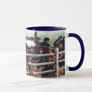 Gettysburg, Battle at the Brickyard Mug 2
