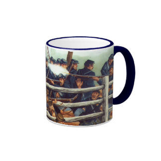 Gettysburg, Battle at the Brickyard Mug 2