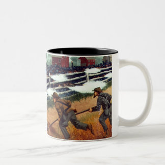 Gettysburg, Battle at the Brickyard Mug 4