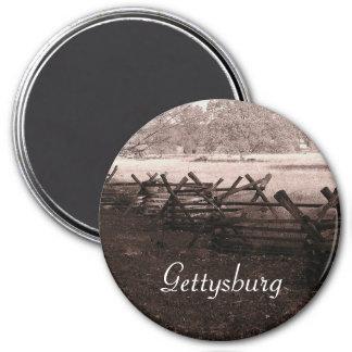 Gettysburg - Battlefield Magnet #1