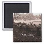 Gettysburg - Battlefield Magnet #2