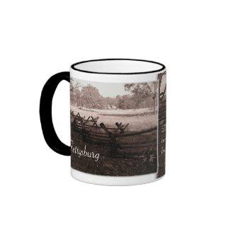 Gettysburg - Battlefield Mug #2 mug
