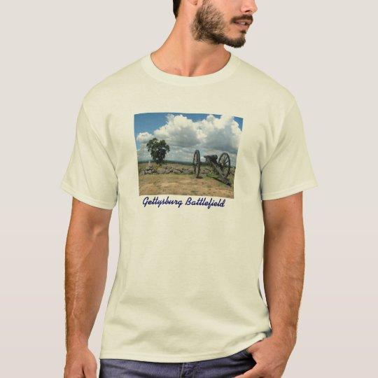 Gettysburg Battlefield Tshirt