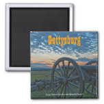 Gettysburg Cannon II Magnet