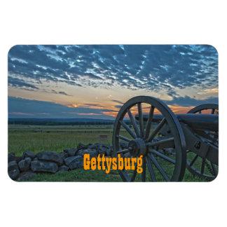 Gettysburg Cannon II Premium Magnet
