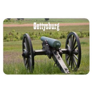 Gettysburg Cannon  Premium Magnet