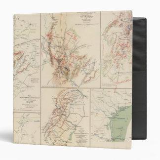 "Gettysburg Carpeta 1 1/2"""