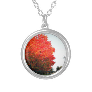 Gettysburg Cemetary Silver Plated Necklace