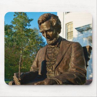 Gettysburg College - Abraham Lincoln Memorial Mouse Pad