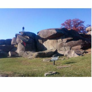 Gettysburg - Devil's Den - Photo Sculpture