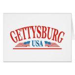 Gettysburg Felicitaciones