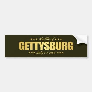 Gettysburg (FH2) Pegatina Para Auto