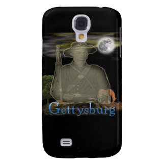 Gettysburg Ghosts Paranormal Items Samsung Galaxy S4 Cover