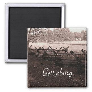 Gettysburg - imán #2 del campo de batalla