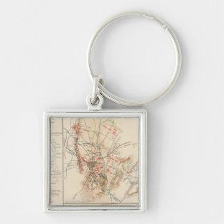 Gettysburg Key Chains