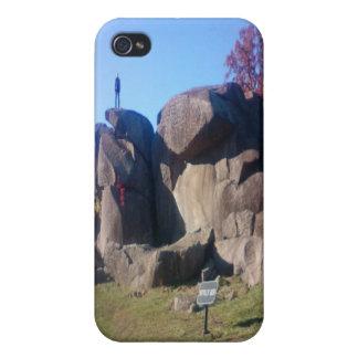 Gettysburg - la guarida del diablo - caso del iPho iPhone 4 Cárcasa