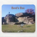 Gettysburg - la guarida del diablo - Mousepad Tapete De Raton