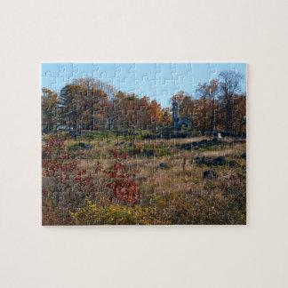 Gettysburg National Park - Big Round Top Jigsaw Puzzle