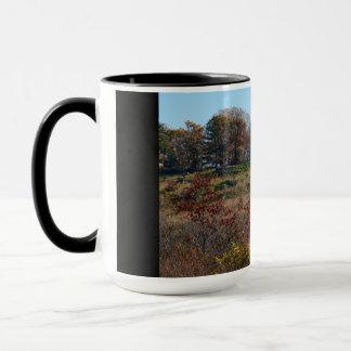 Gettysburg National Park - Big Round Top Mug