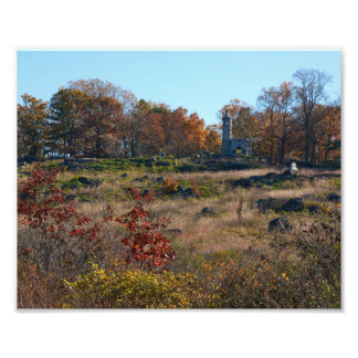 Gettysburg National Park - Big Round Top Photo Print