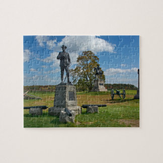 Gettysburg National Park - Buford & Reynolds Puzzle