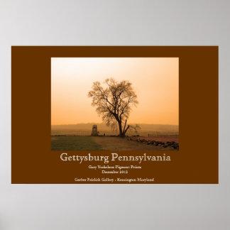 Gettysburg Pennsylvania Poster