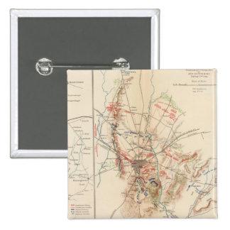 Gettysburg Pin Cuadrado