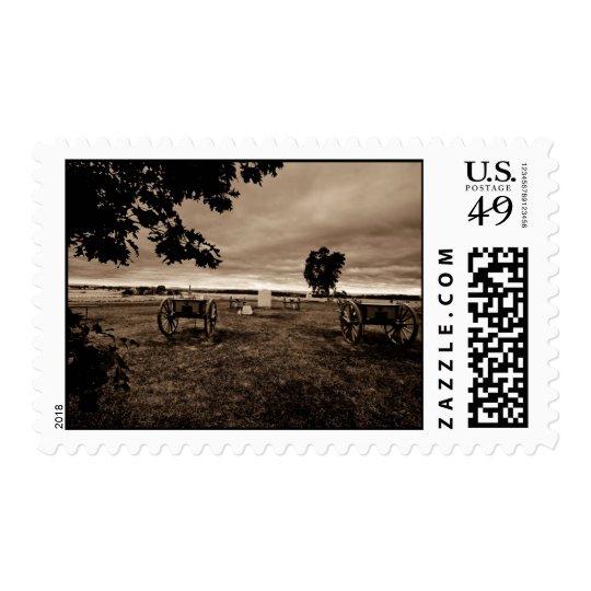 Gettysburg Postage