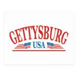 Gettysburg Postales