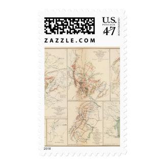 Gettysburg Sellos Postales