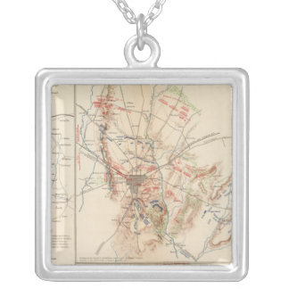 Gettysburg Silver Plated Necklace