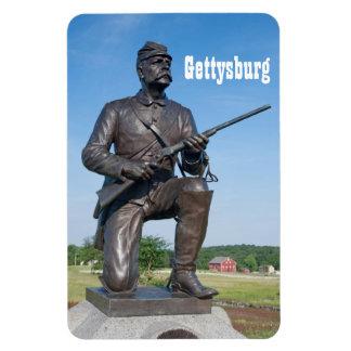 Gettysburg Statue II Premium Magnet
