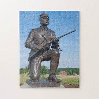 Gettysburg Statue II Puzzle