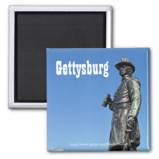Gettysburg Statue III Magnet