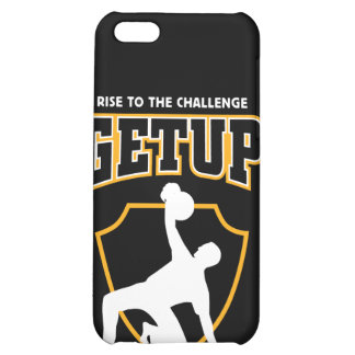 Getup Rise to the Challenge Kettlebell IPhone Case Case For iPhone 5C
