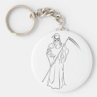 Gevatter/Godfather/Grim Keychain