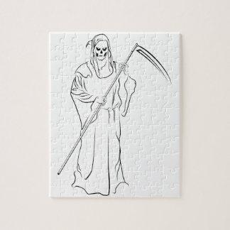 Gevatter/Godfather/Grim Jigsaw Puzzle