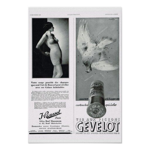 Gevelot Posters