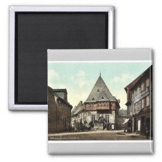 Gewandhaus (paño Pasillo), Goslar, Hartz, cl de Al Imán Cuadrado