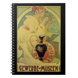Gewerbe Museen Notebook