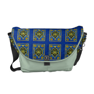 Gewgaw in Blue Courier Bags