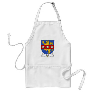 Gex Family Crest Aprons