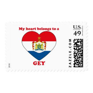 Gey Stamp