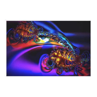 Geyser Stretched Canvas Prints