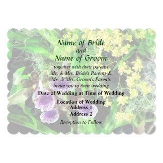 Geyser Jamie and Golden Fantasy Wedding Products Card