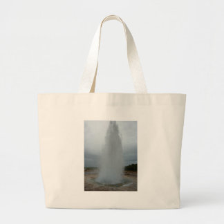 Geyser Large Tote Bag