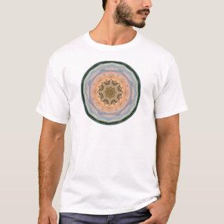 Geyser Mudflats Mandala T-Shirt