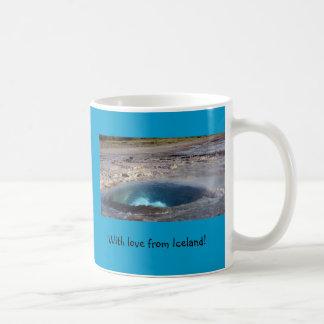 Geyser mug